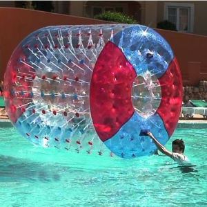 Superior TPU Material Inflatable Aqua Roller Ball pictures & photos