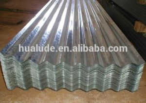 Galvanzied Corrugated Steel Sheet/Roofing Material pictures & photos
