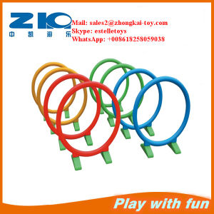 Outdoor Playground Plastic Drilling Circle for Children pictures & photos