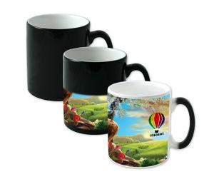 Sublimation Mug-Color Changing Mug (Black) (FC-M014)