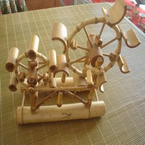 Bamboo Handicraft/Creative Bamboo Furniture/Bamboo Souvenir pictures & photos