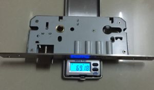 High Quality Door Lock, Mortise Lock Body (DS8550-4R) pictures & photos