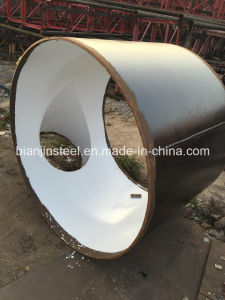 Drainage System Usage SSAW Steel Pipe pictures & photos