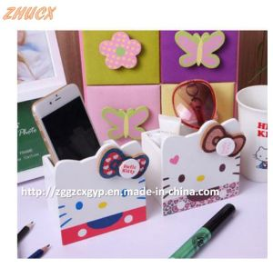 Office Pen Box Home Practical Wooden Pen Container Carton Pen Box Cx-PC02 pictures & photos