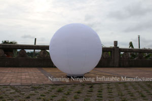 Hot Sale Party Decoration Inflatable Ball balloon with LED Light for Event pictures & photos