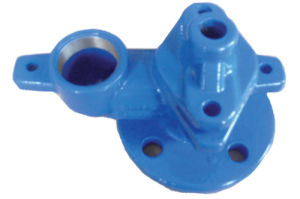 Ductile Iron Valves Body for Pipe pictures & photos