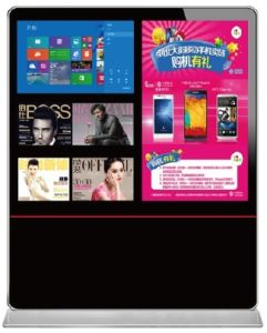 47+47 Inch Double Panels Touch LCD Advertising Player