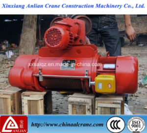 1t Electric Wire Rope Construction Used Hoist pictures & photos