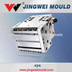 XPS Extrusion Sheet Moulds Expanded Polystyrene Board Die Head XPS Extruded Insulation Board Die