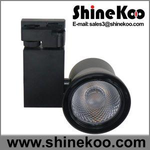 Aluminium 16W COB LED Track Light pictures & photos