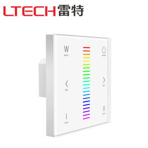 RGBW European-Style Touch Panel Ex4