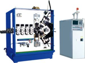 5 Axes Automatic CNC Wire Compression Spring Coiling Machine pictures & photos