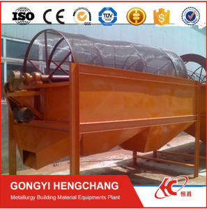 Low Noise Rotary River Sand Trommel Screen for Sale pictures & photos
