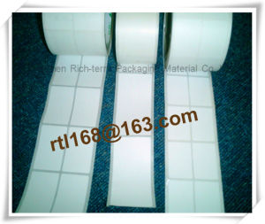 Self-Adhesive of The Blank Paper Label pictures & photos