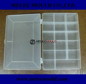 Plastic Mould Storage Organizer Box with Removable Dividers pictures & photos