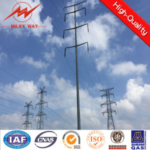 Polygonal Electrical Transmission Line Poles pictures & photos