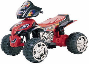 Ride on Quad Bike with Double Batteries and Motors pictures & photos