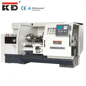 Big Bore Heavy Duty CNC Cutting Lathe Ck6163A pictures & photos