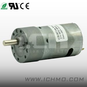 DC Gear Motor D372b1 (37mm) with Low Noise pictures & photos