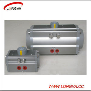 Aluminium Alloy Rotary Type Valve Pneumatic Actuator pictures & photos