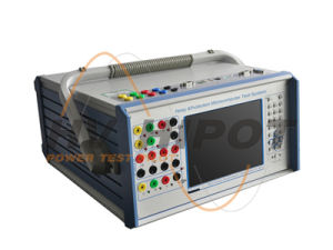 Relay Protection Tester GDJB-902 (5 phase voltage and 3 phase current output) pictures & photos