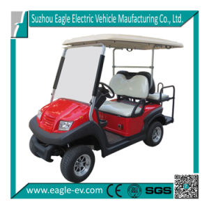 Electric Golf Carts, 4 Seats, CE Certificate, 2014 New Design, Eg204aksz pictures & photos
