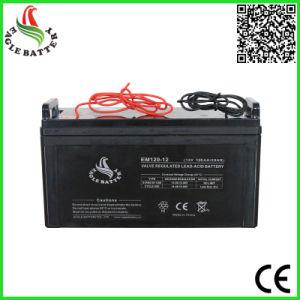 12V 120ah AGM Maintenance Free Solar Battery