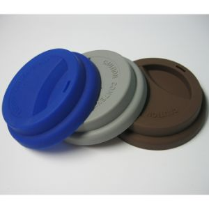 Hot Sell High-Elasticity No-Toxic Silicone Cup Cover pictures & photos