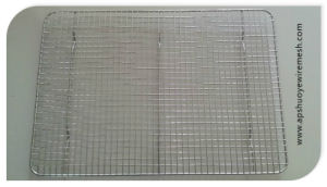 Stainless Steel 304 Baking and Cooling Rack for Bread pictures & photos
