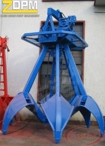 Durable Grab for Cranes Clamshell Grab, Electro Hydraulic Grab Bucket, Mechanical Grab Bucket pictures & photos