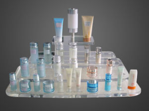 Acrylic Cosmetic Display, Health and Beauty, Makeup Display Case pictures & photos