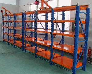 Niuli Standard Storage Mold Rack in 1000kg/ Drawer Rack pictures & photos