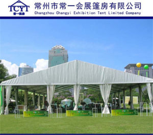 Strong Clear Span Outdoor Rooftop Party Marquee for Wedding Event pictures & photos