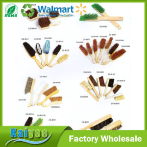 Professional Multifunctional Household Cleaning Wooden Handle Brush pictures & photos