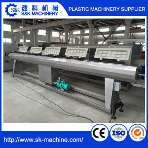 Full Auotomatic Plastic PE Pipe Making Machine pictures & photos