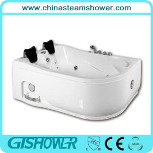 2 Person Self Cleaning Jetted Bathtub (KF-633L) pictures & photos
