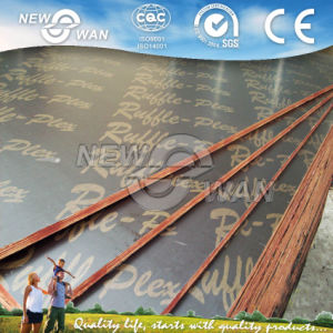 18mm Film Faced Birch Plywood, Marine Plywood, Construction Plywood Price pictures & photos