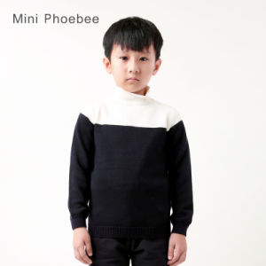 Phoebee Knitted Children Sweater Kids Wear pictures & photos