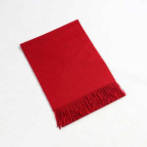 Red Men′s and Women′s General Cashmere Scarf CD20cl pictures & photos