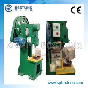 Electric Rockfacing Machine for Making Mushroom Stones pictures & photos