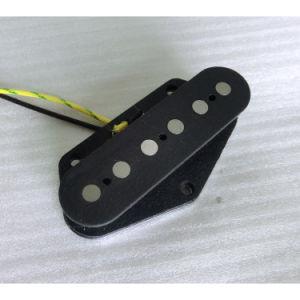 High Output Flatwork Bobbin AlNiCo 2 Tele Guitar Bridge Pickup pictures & photos