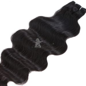 K. S Wigs Superior Quality Human Hair Extension 100% Brazilian Remy Human Hair pictures & photos