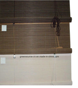 Rolling Bamboo Blind / Bamboo Curtain / Shade pictures & photos