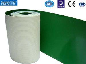 Transmission System PVC Conveyor Belt pictures & photos