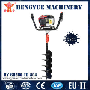 Earth Auger for Digging Holes Machine pictures & photos