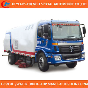 8cbm Road Cleaning Truck Road Sweeper Truck for Sale pictures & photos