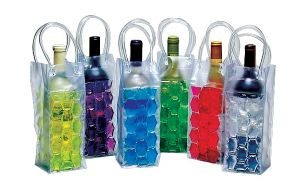 Beer Gel Nylon Bottle Cooler pictures & photos