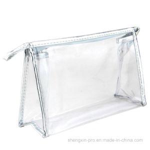 Waterproof PVC Cosmetic Bag Makeup Bag for Promotion