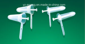 Plastic Medical Disposable Anoscope pictures & photos