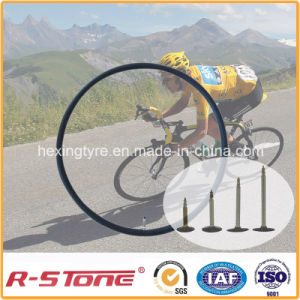 High Quality Butyl Bicycle Inner Tube 24X1 1/4X 1 3/8 pictures & photos